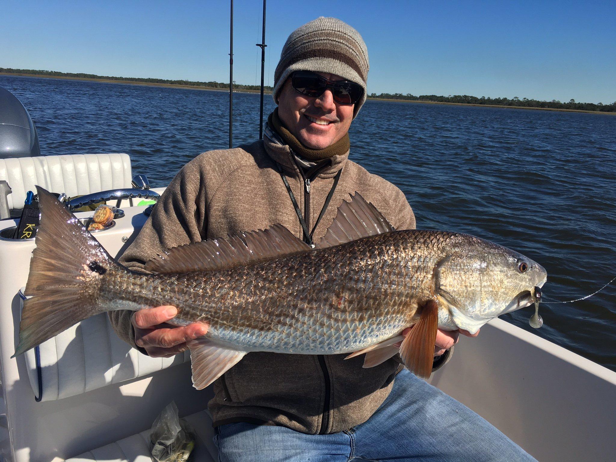 northeast florida fishing report
