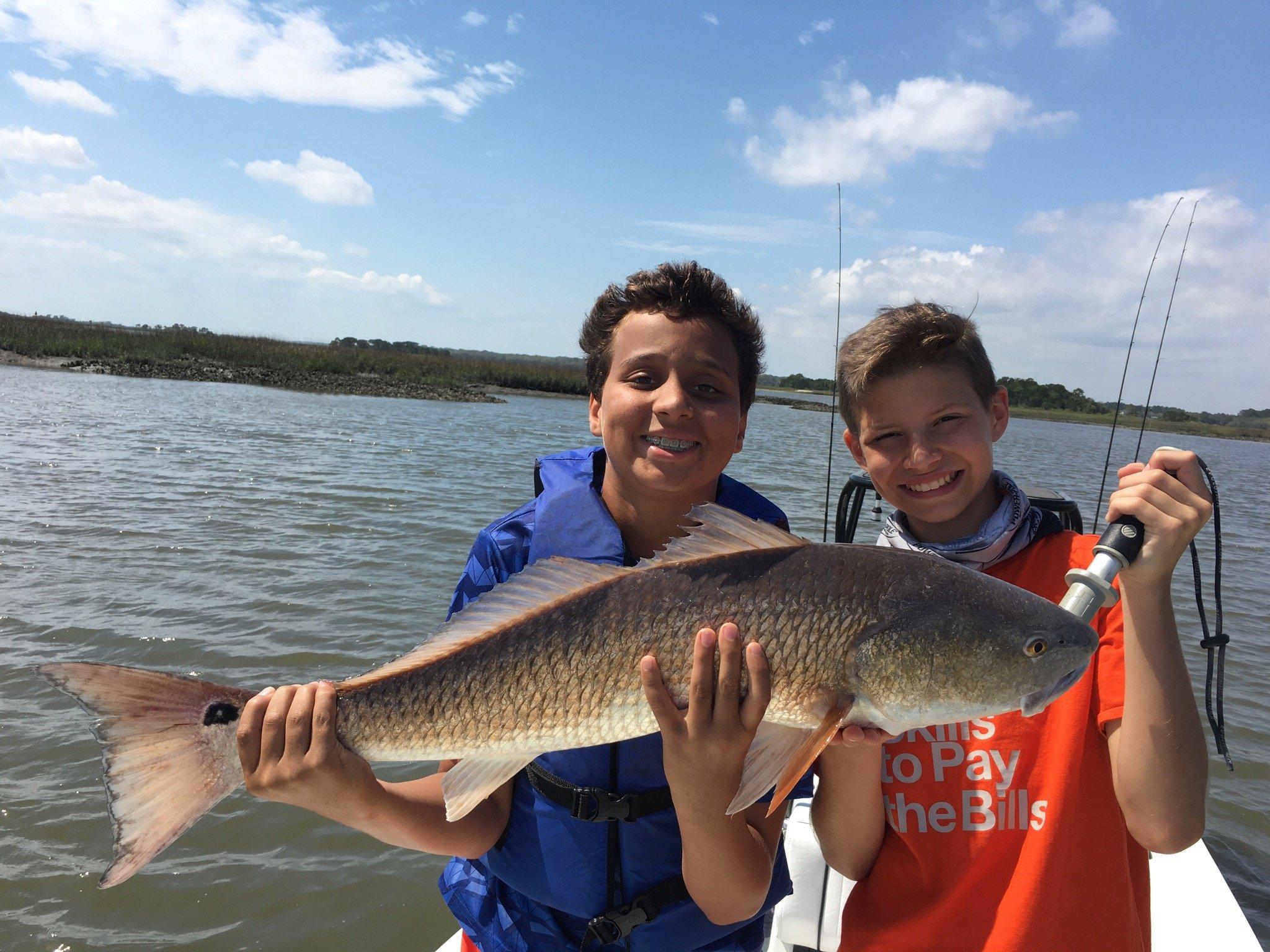 Jacksonville inshore fishing report for the week of 3 28 for Fishing report jacksonville fl